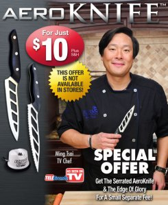 aero knife special offer