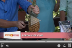 Aero Knife Live Demonstration
