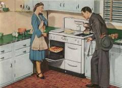 1949 Kitchen Safety
