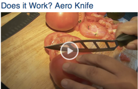 Aero Knife Review